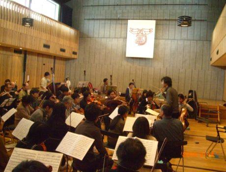 オーケストラ練習計画