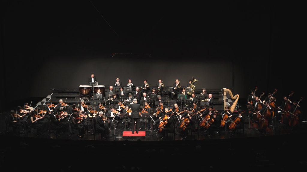 ドヴォルザーク/交響曲第8番ト長調Op.88 バッハ/G線上のアリア のステージ写真